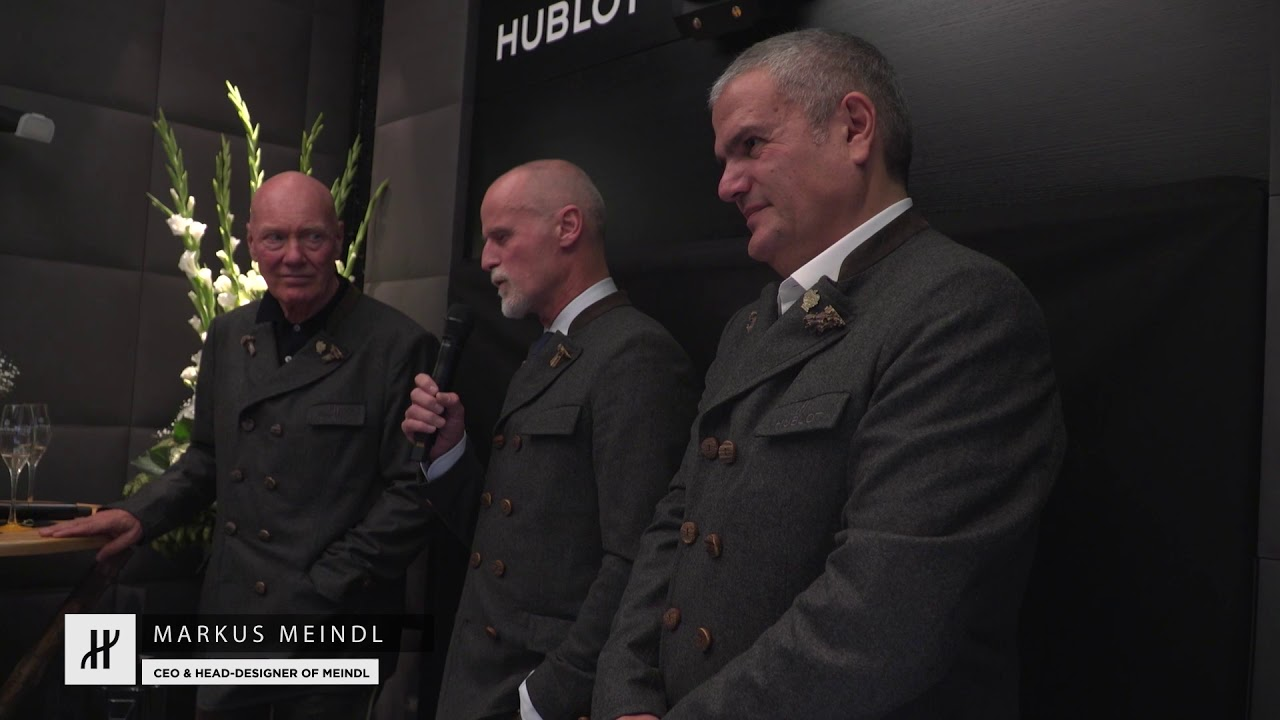 HUBLOT CELEBRATING THE LAUNCH OF THE BIG BANG BAVARIA IN MUNICH
