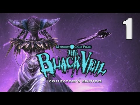 Let's Play Mystery Case Files 15: The Black Veil CE walkthrough gameplay