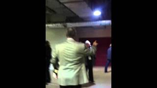 World Series 2011 Game 7 David Freese Locker Room Sneak in