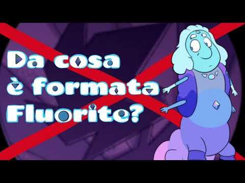 Teoriatime:Da cosa è formata Fluorite?-Steven Universe(ITA)