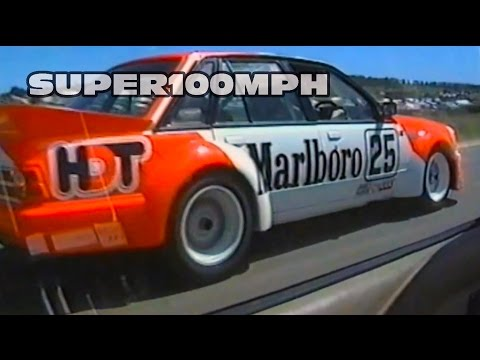 """""""WHO'S DRIVING?"""" A Tribute to Group C Touring Cars '60s '70s '80s"""