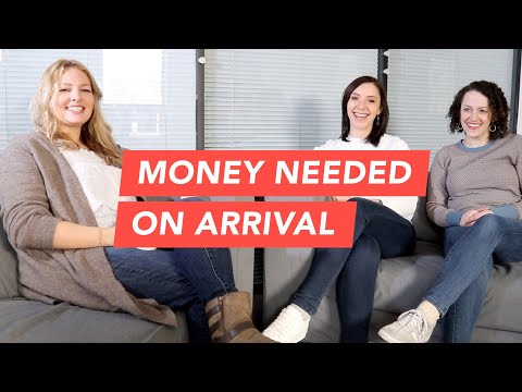 Money Needed on Arrival in China