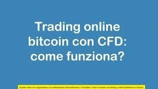 come bitcoin è negoziato
