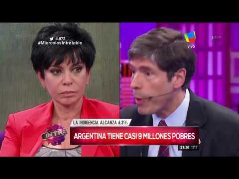 El increíble monólogo de Mónica Gutiérrez sobre la corrupción, que dejó sin palabras a Abal Medina