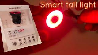 Very Smart bike Tail light XLITE-100