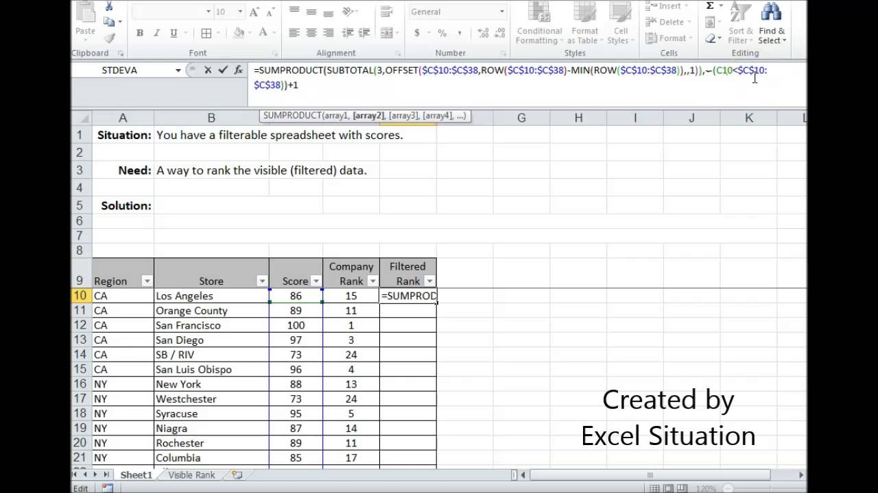 Excel 2010 worksheets not visible