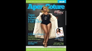 Apex Coture Magazine's Tanay Jackson Cover story