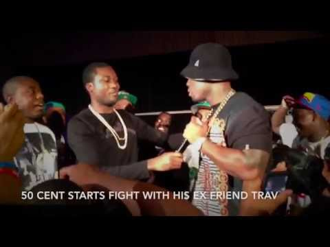 5 Rapper Fights On Stage - Caught On Camera Featuring 50 Cent, Kid Cudi & Pitbull