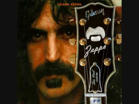 Frank Zappa 1976 02 03 Black Napkins Youtube