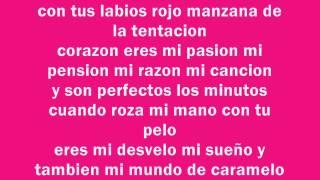 ♥♥Rojo Manzana-Mc Aese-Letra♥♥