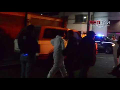 VIDEO Cadáver maniatado y baleado es hallado en la colonia Valle Dorado