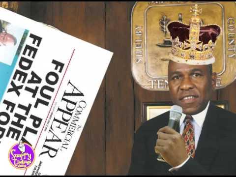 Memphis Mayor King Willie Herenton (SnappyGreetings.com)