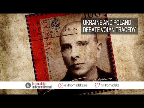 Ukraine And Poland Debate Volyn Tragedy