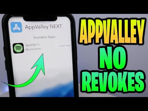 Appvalley Releasing New Method For Downloading Apps With NO REVOKES!!