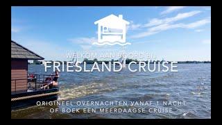 VaarHuis | Friesland Cruise 2020