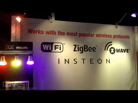CEDIA 2013: Revolv Intros the Hub Wireless Home Automation System