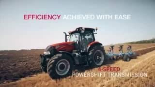 case ih maxxum makes farming easy