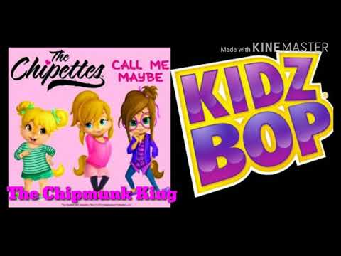 The Chipettes Vs Kidz Bop - Call Me Maybe Mashup