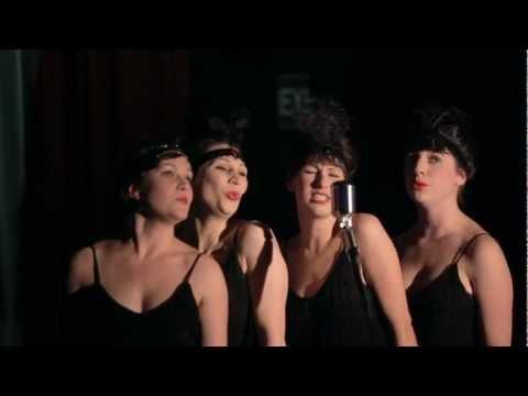 "The Nymphs ""Heebie Jeebies"" - Live at the Melbourne Cabaret Festival"