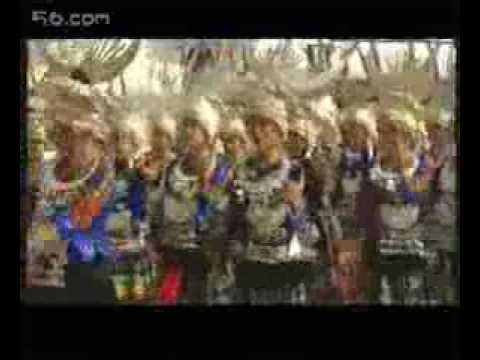 贵州苗族民歌《天堂雷山》(陈兰) Miao/Hmong People of China