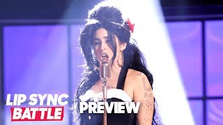 Fifth Harmony's Lauren Jauregui Performs 'Rehab' by Amy Winehouse | Lip Sync Battle Preview