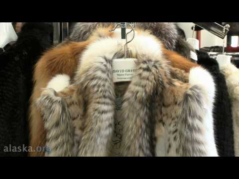Alaska.org - David Green Master Furrier: Latest Video