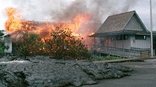 Hawaii Volcano eruption 31 year history - part 2 (1986 to 1992)