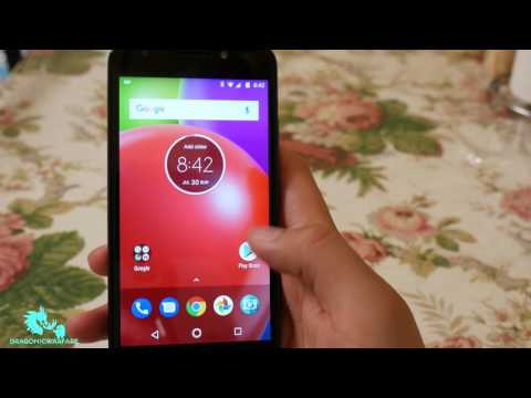 Moto E4 Review (2017) (Boost Mobile) HD
