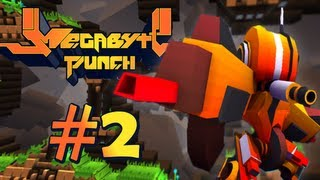 Let's Play: Megabyte Punch #2 - Collecting Bits