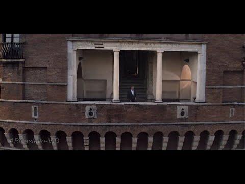 Castel SANT'ANGELO-VIDEO-Sotto il cielo di Roma (Ulisse - RAI 1)