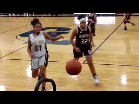 9th grade girls grandville basketball vs Grand Ledge