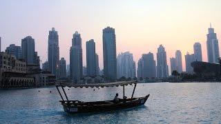 VAE Dubai Downtown 360 Grad am Burj Khalifa Lake Burj Khalifa BAY
