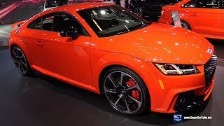 2018 Audi TT RS Coupe - Exterior and Interior Walkaround - 2018 Montreal Auto Show