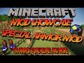Minecraft Mod Showcase: Special Armor Mod (Tnt Armor, Time Helmet, and More!) (Obstacle Course!)
