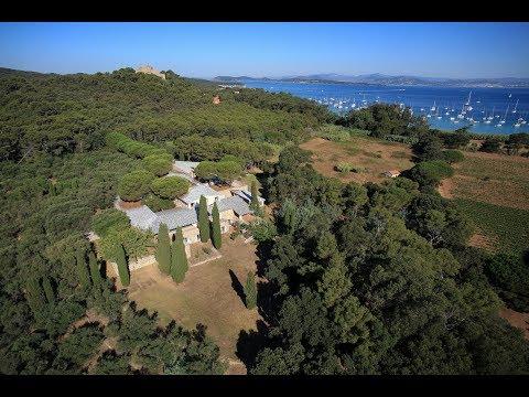 Sea of Desire / Villa Carmignac / Porquerolles