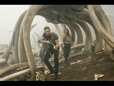 KONG: SKULL ISLAND New Trailer