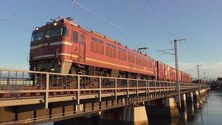 【JR貨物】8057レ EF81-717