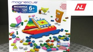 Обзор детской Мозайки MAGNETICUS