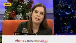 TODO SE SABE 26/12/16 ENTREVISTA A MARISOL ESPINOZA Y WILBER MEDINA ABOGADO DE ALAN GARCIA