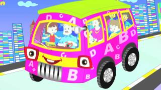 Wheels On The Bus Compilation 40 Minutes Nursery rhymes