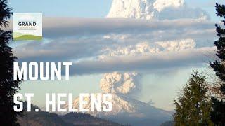 Ep. 51: Mount St. Helens   RV travel Washington State Oregon camping