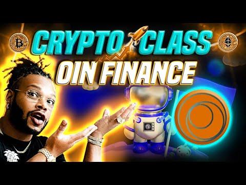 crypto-class:-oin-finance-|-gateway-to-defi-|-oin-coin-ecosystem-|-usdo-|-swap-|-issue-&-burn