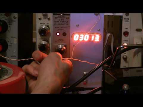 Boron 10 Neutron Detector Demo