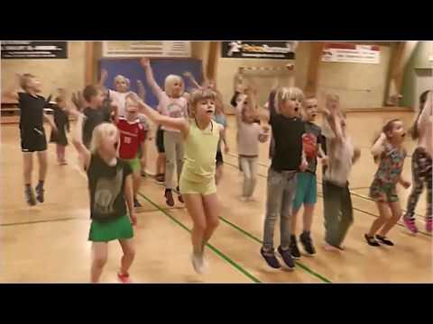 Vi er 0. klasse - Musikvideo - Nysted Skole