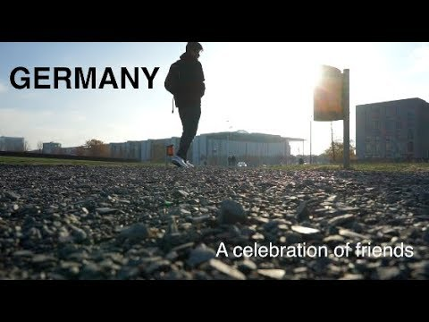 Recap of my trip to Germany: A Celebration of Friends