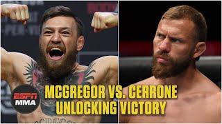 Conor McGregor vs. Donald Cerrone Breakdown   UFC 246: Unlocking Victory   ESPN MMA