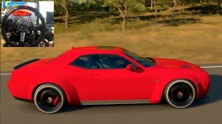 Forza Horizon 3 GoPro Dodge Demon Build - 100% Everything Bucket List Challenge!