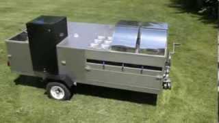 Hot Dog Cart Company | California Hot Dog Cart