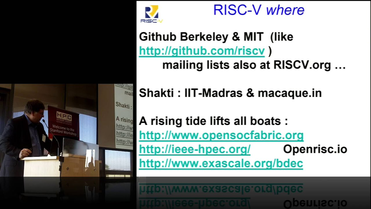 Video: Introduction to RISC-V - insideHPC