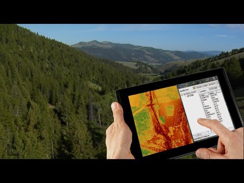 Leading Edge Geomatics LiDAR - Forest Management Solution and Enhanced Forest Inventory